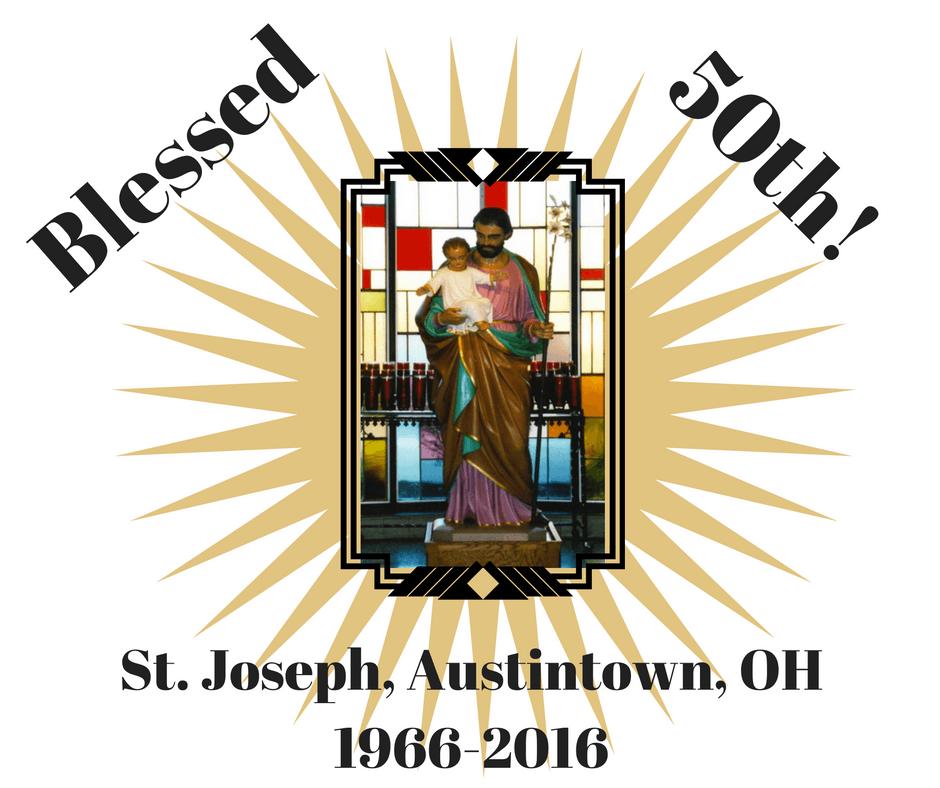 st-joseph-50th-logo